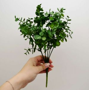 Mini Buquê Eucalipto Verdinho Escuro - 55875