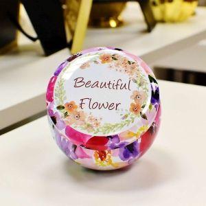 Porta Joias Estampado Beautiful Flower - 56635