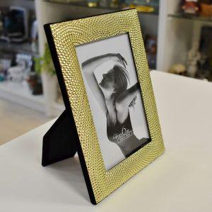 Porta Retrato De Aço Hope Dourado 10x15cm - 57336