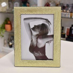 Porta Retrato De Aço Hope Dourado 13x18cm - 57335