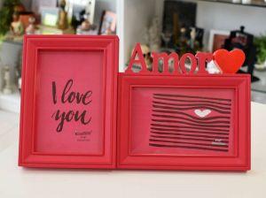 Porta Retrato Pink Amor - 56578