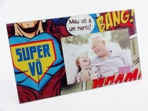 Porta Retrato Super Vô 15x10 cm - 10251
