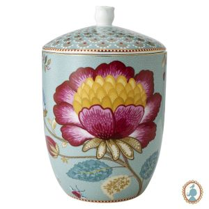 Pote Azul - Floral Fantasy - Pip Studio