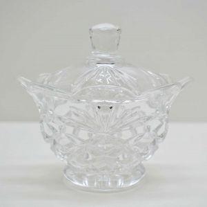 Potiche Decorativo De Cristal Diamond - 57627