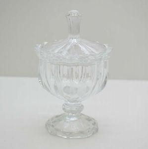 Potiche Decorativo De Cristal Mali - 57630
