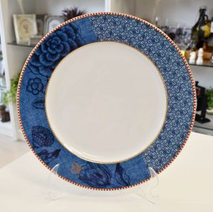 Prato de Jantar Azul Spring To Life Pip Studio - 56518