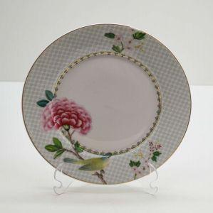 Prato De Sobremesa Branco Blushing Birds Pip Studio - 58326