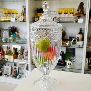 Suqueira Dispenser De Cristal Persa 4,5 Litros - 57314