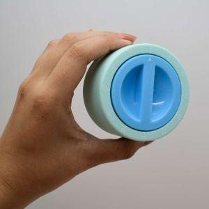 Timer Temporizador Verde Com Azul - 57931