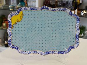 Travessa Azul Royal Pip Studio - 53474