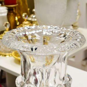 Vaso De Cristal Com Pé Sussex - 56986