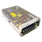 Fonte led Chaveada 12V 10A 120W LED 12V DC Fonte de alimentação própria para ser utilizada em: LEDs, Câmeras, Micro Câmeras, Transmissores e Receptores,