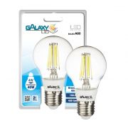 LAMP LED 4W 6000K85-240V A60 E27