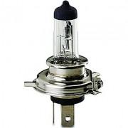 Lâmpada H4 12V 60/55W PH12342  p43t lampada halogena automotiva  para farol de carro alto e baixo