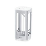 Luminária Germicida Uv-c Lâmpada Uvc Esterilizador Philips Mesa Portátil