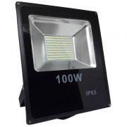 REFLETOR LED 100W BRANCO FRIO