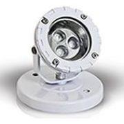 Spot LED 9W de Base - ALUM BASE BC - PL45°