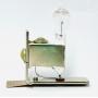 Lâmpada Para Microscópio WILD/Leica, M695 384643 12V 50W C/ Suporte