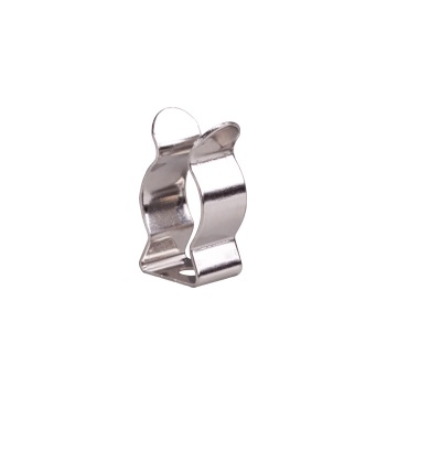 Abraçadeira de aço para lâmpada tubular 12,5mm T5