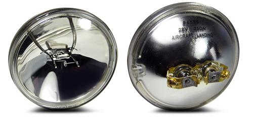 ACL 28VX250W PAR 36 4596 LAMP