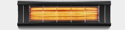 Aquecedor Infravermelho Carbono 2500W
