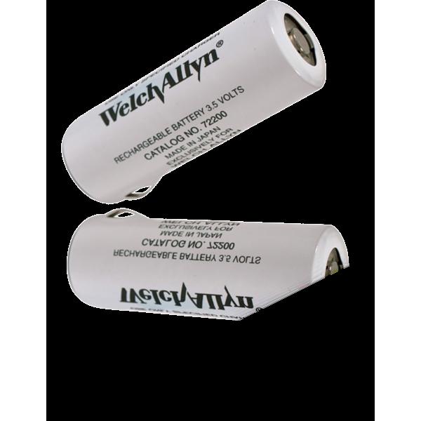 Bateria recarregável WA 72200-U 3,5V  Welch Allyn