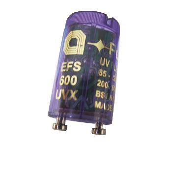 EFS600U-UVX 65-220W 200-260Vac  EN 60926U2C UV ELETRONIC STARTER SINGLE UV LAMP  EFS 600 UVX