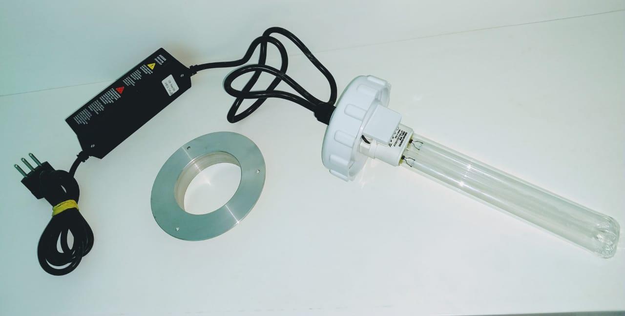 Esterilizador de Ar EARD/C Duto/Fan-Coil Técnico AKR-EARD/C 55
