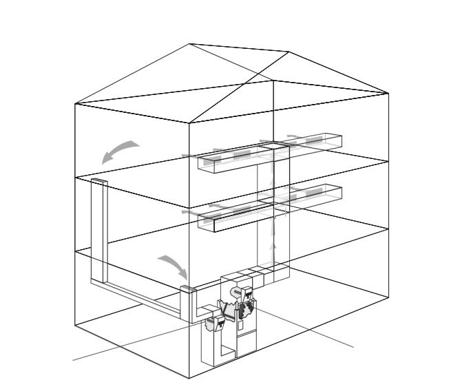 Esterilizador de Ar EARD/C Duto/Fan-Coil Técnico AKR-EARD/C 95