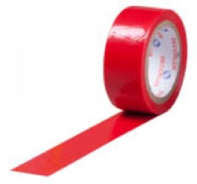 Fita isolante 18mmx10m vermelho