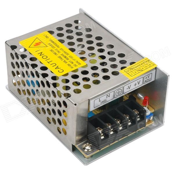 Fonte led Chaveada 12V 3A - 35W  LED 12V DC Fonte de alimentação própria para ser utilizada em:  LEDs, Câmeras, Micro Câmeras, Transmissores e Receptores,