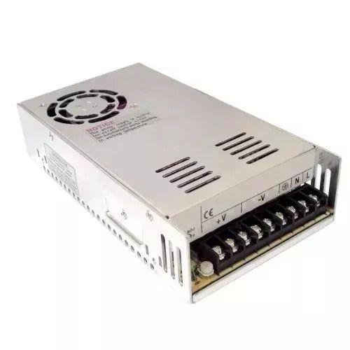 Fonte led Chaveada 12V 33A 400W LED 12V DC Fonte de alimentação própria para ser utilizada em: LEDs, Câmeras, Micro Câmeras, Transmissores e Receptores,