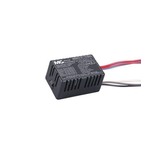 Kit UVC Germicida 60W Philips, Lâmpada Germicida 60W + Reator + Abracadeira + Soquete