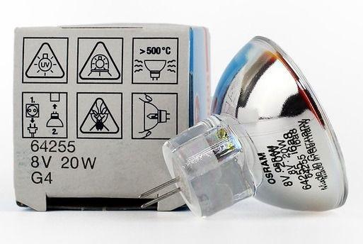 Lâmpada 64255 20W 8V - OSRAM