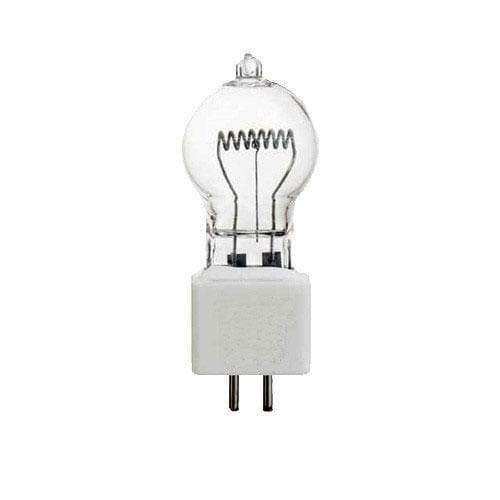 LAMPADA  JCD 650w 100vC Halogen Bulb  GY9,5 2-PIN PREFOCUS  3200K