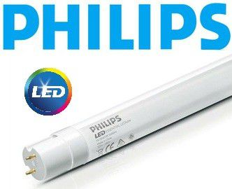 Lâmpada Led Tubular 9W T8 BIVOLT 6500K BRANCO FRIO - PHILIPS
