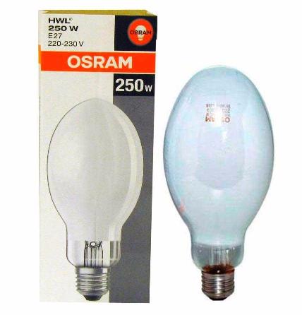 Lâmpada Mista 250W 220-230V E27 Hwl Osram