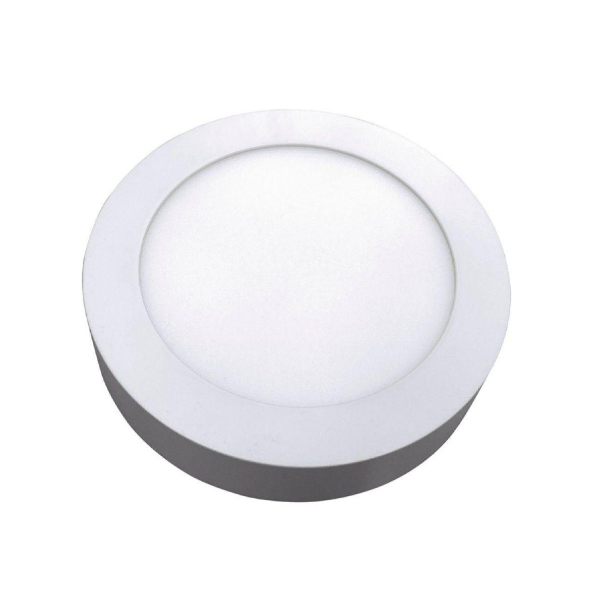 Plafon LED 18W - Luminária de Sobrepor 18W Redondo