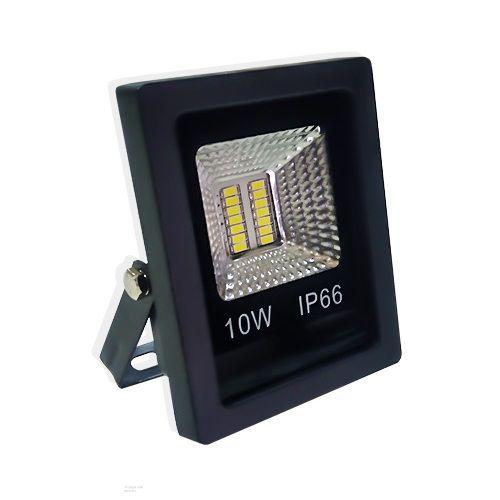 REFLETOR LED 10W BRANCO FRIO