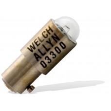 WA 03300-U 2,5V Welch Allyn Halogen