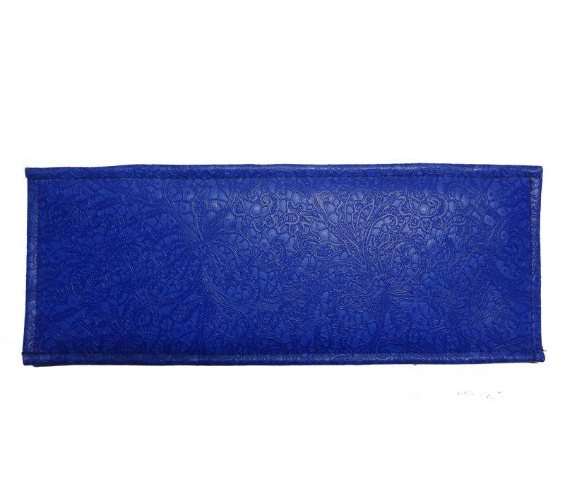 Ajoelhador CCB Feminino Forrado com espuma - Azul