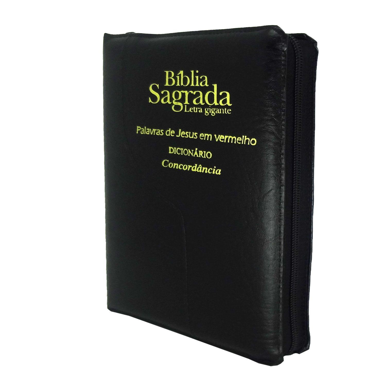 Biblia CCB Letra Gigante com Dicionario e Concordância