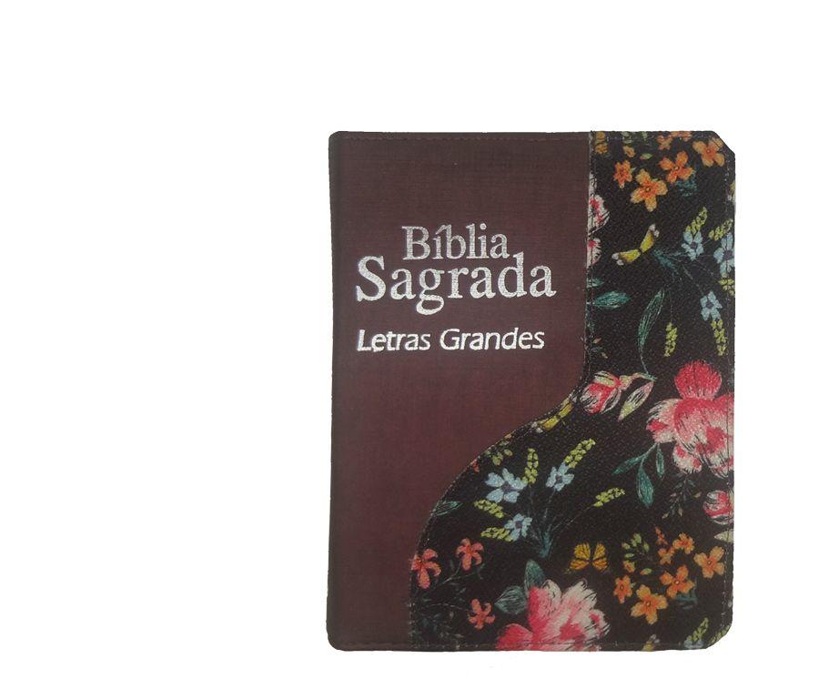 Biblia CCB Letra Grande com Ziper - Media