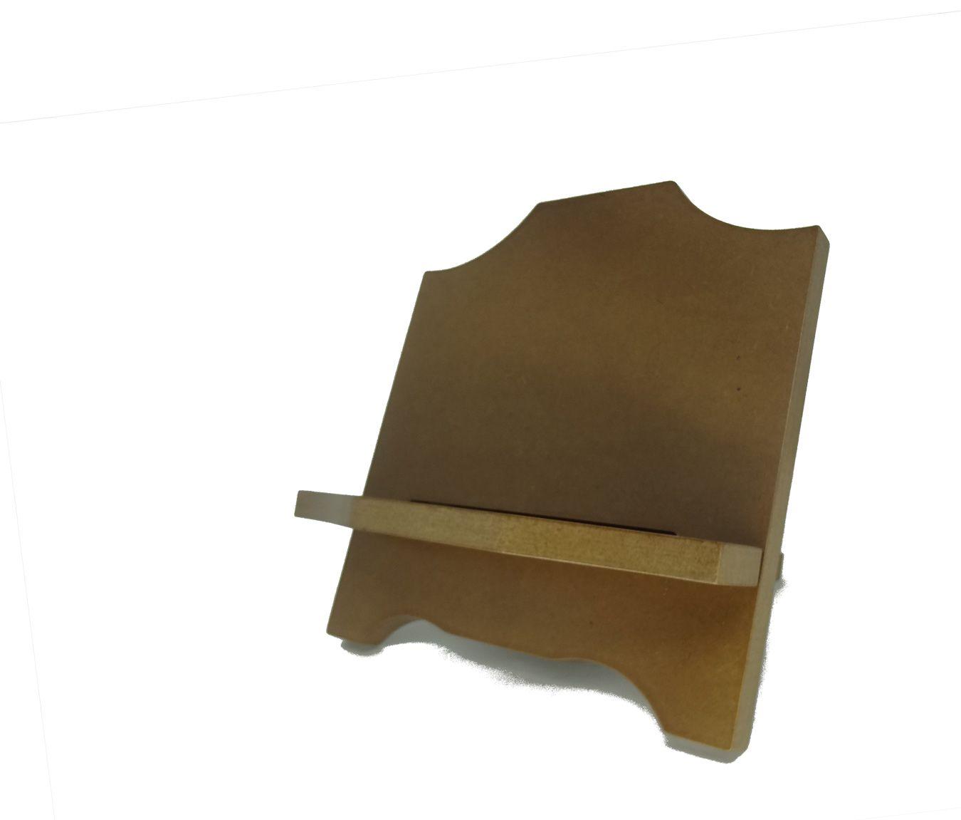 Porta Biblia Madeira Pequeno