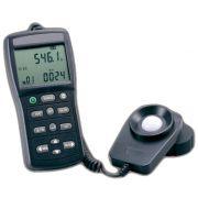 LUXÍMETRO DIGITAL - 999.9900 LUX INTEGRAL MÉDIA CLASSE II RS-232 - HLU-259 - HOMIS
