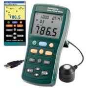 MEDIDOR DE ENERGIA SOLAR COM DATALOGGER - 402 - HOMIS