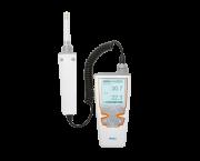 Medidor de umidade e temperatura de alta precisão - série HM40 - Vaisala