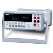 MULTÍMETRO DIGITAL DE DOIS CANAIS - GDM-8351 - GW INSTEK