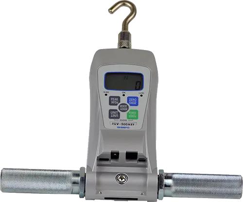DINAMÔMETRO DE TRAÇÃO E COMPRESSÃO DIGITAL DE ALTA QUALIDADE 250kg - FGV-500HXY - H330-079 -SHIMPO  - HOMIS.COM.BR