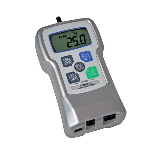 DINAMÔMETRO DE TRAÇÃO E COMPRESSÃO DIGITAL DE ALTISSIMA QUALIDADE 5kg - FGV-10XY - H330-057 - SHIMPO  - HOMIS.COM.BR